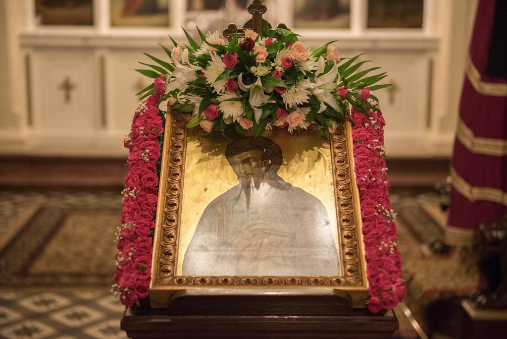 Ζωντανή σύνδεση με τον Ιερό Ναό Αγίου Λουκά Χανίων