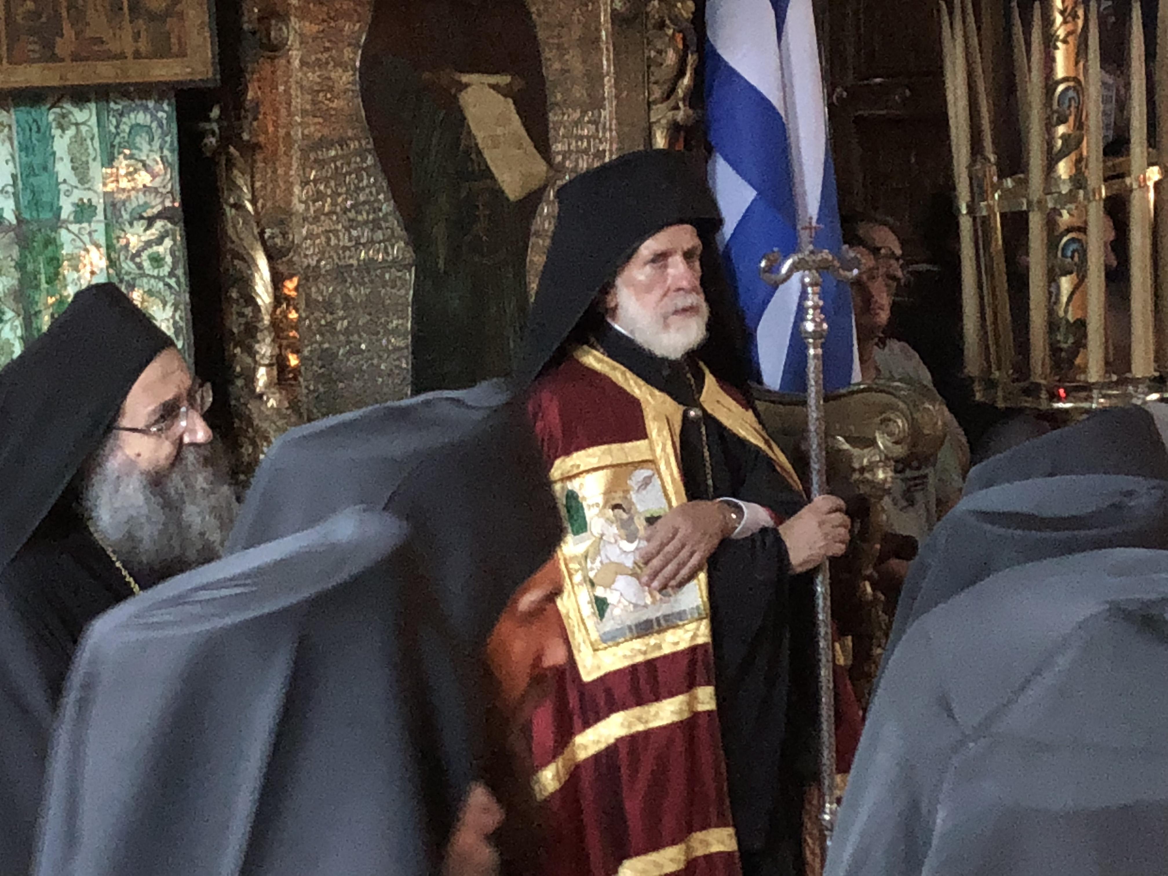 Ιερά Αγρυπνία στην Ι.Μ. Μεγίστης Λαύρας Αγίου Όρους