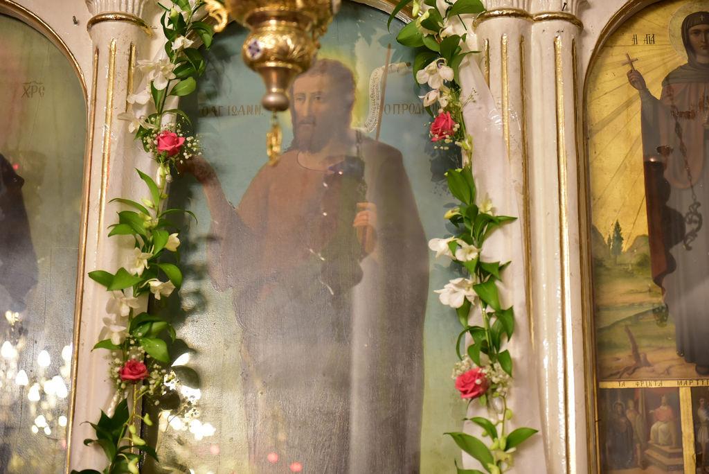 Ζωντανή σύνδεση με τον Ιερό Ναό Αγίου Ιωάννου Χανίων