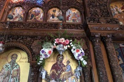Ζωντανή σύνδεση με την Παναγία την Γοργοϋπήκοο