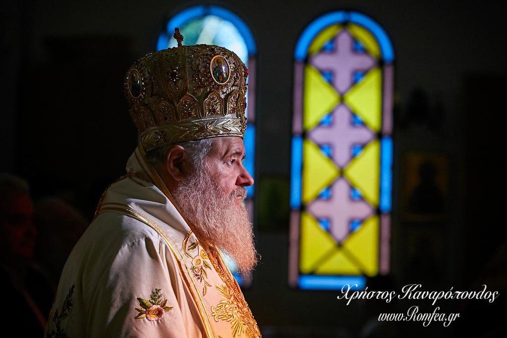 Ζωντανή σύνδεση με τον Καθεδρικό μας Ναό Εισοδίων της Θεοτόκου