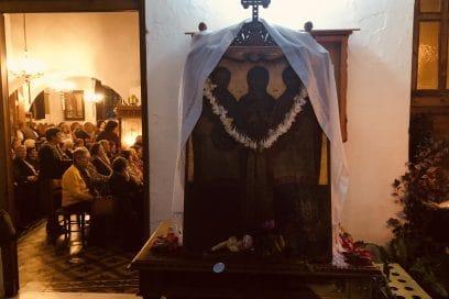 Απευθείας μετάδοση των Ιερών Ακολουθιών από τον Ιερό Ναό των Αγίων Αναργύρων Χανίων