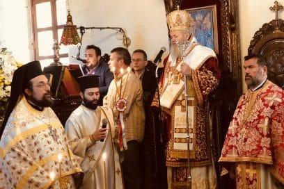 Απευθείας μετάδοση των Ιερών Ακολουθιών προς τιμή του Αγίου Μεγαλομάρτυρος Δημητρίου