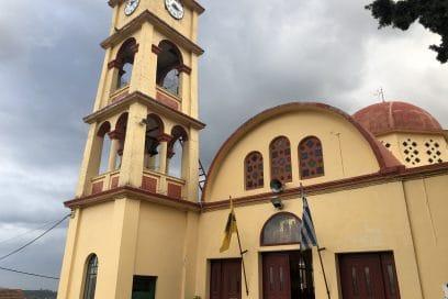 Κυριακή της Σταυροπροσκυνήσεως στην Ενορία Βαρυπέτρου
