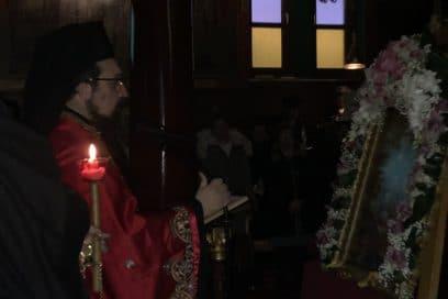 Ά Χαιρετισμοί στον Ιερό Ναό Αγίου Χαραλάμπους Λενταριανών