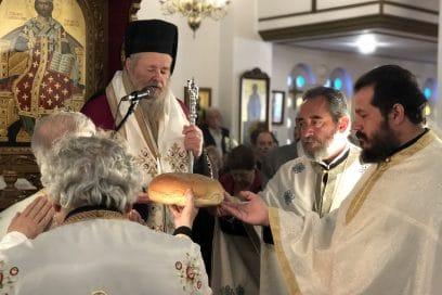 Ζωντανή σύνδεση με τον Ιερό Ναό Αγίου Ιωάννου του Θεολόγου στον Καλαθά