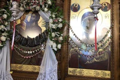 Ζωντανή σύνδεση με τον Ιερό Ναό του Αγίου Χριστοφόρου