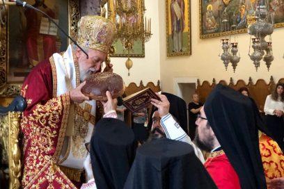 Ζωντανή σύνδεση με την Ιερά Μονή Αγίας Τριάδος των Τζαγκαρόλων
