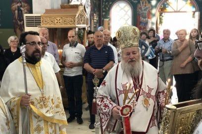Ζωντανή σύνδεση με τον Ι.Ν. Αναλήψεως του Κυρίου μας στην Γεωργιούπολη
