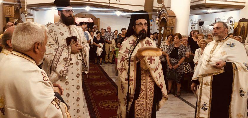Ζωντανή σύνδεση με τον Ιερό Ναό Αγίου Ιωάννου του Θεολόγου στον Καλαθά Ακρωτηρίου.