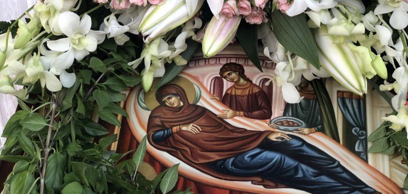 Ζωντανή σύνδεση με τον Ιερό Ναό Γεννήσεως της Θεοτόκου στα Κουνουπιδιανά