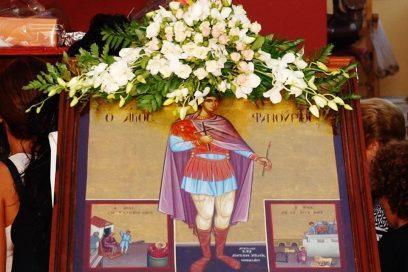 Ζωντανή μετάδοση η Πανήγυρις του Αγίου Φανουρίου από τον Σταθμό μας
